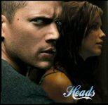 """Jen - Heads (Face) """"A Dangerous Mind"""" (Brooke+Pb) Heads"""